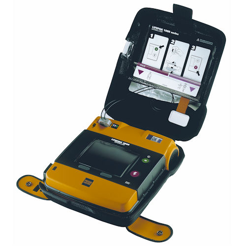 AED Defibrillator Physio Control Lifepak 1000 1000S 001