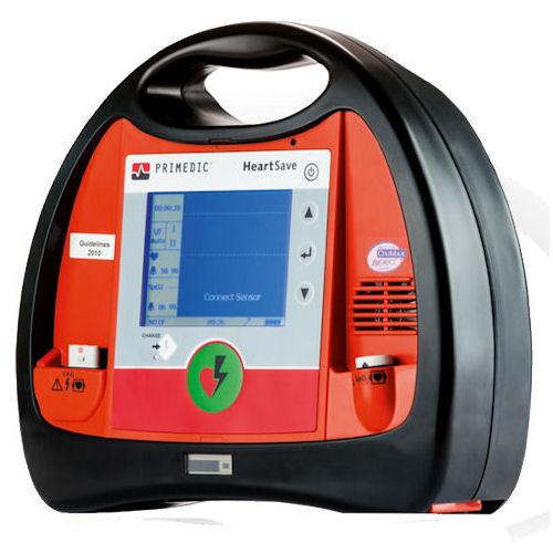 AED Defibrillator HeartSave AED 6 6S PRIMEDIC 001