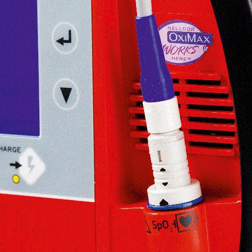 AED Defibrillator HeartSave AED 6 6S PRIMEDIC 003