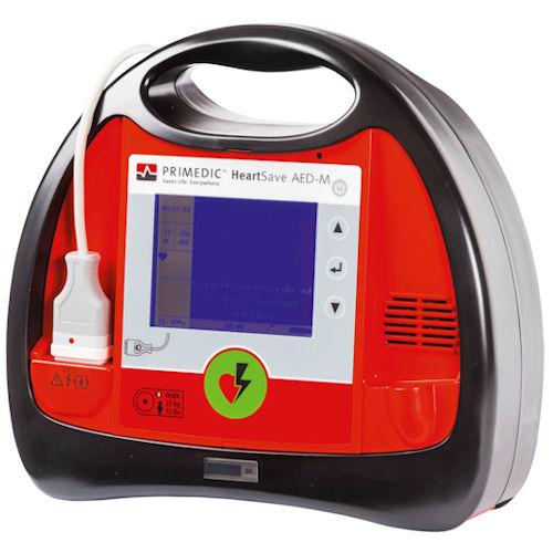 AED Defibrillator HeartSave AED-M PRIMEDIC 001