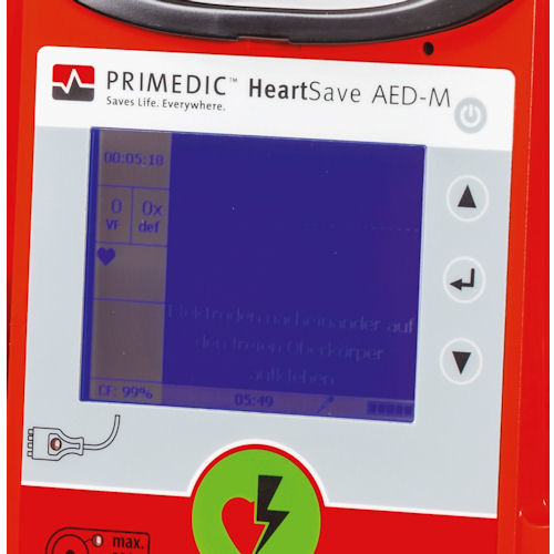 AED Defibrillator HeartSave AED-M PRIMEDIC 002
