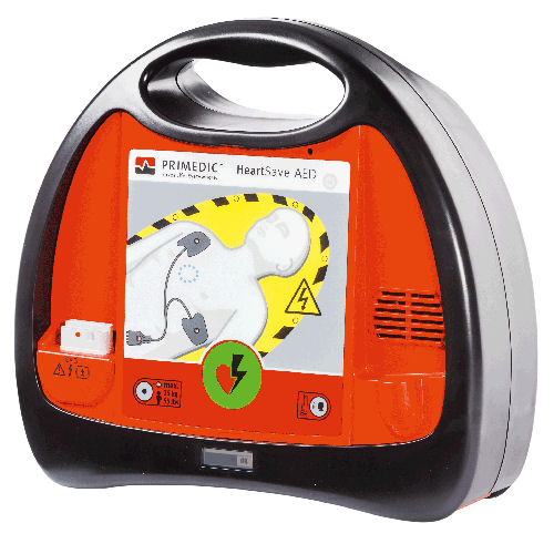 AED Defibrillator HeartSave AED PRIMEDIC 001