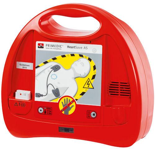 AED Defibrillator HeartSave AS PRIMEDIC 001