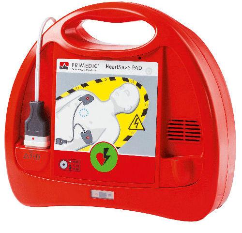 AED Defibrillator HeartSave PAD PRIMEDIC 001