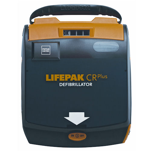 AED Defibrillator Physio Control Lifepak CR Plus 001