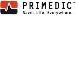 Logo PRIMEDIC AED Defibrillator